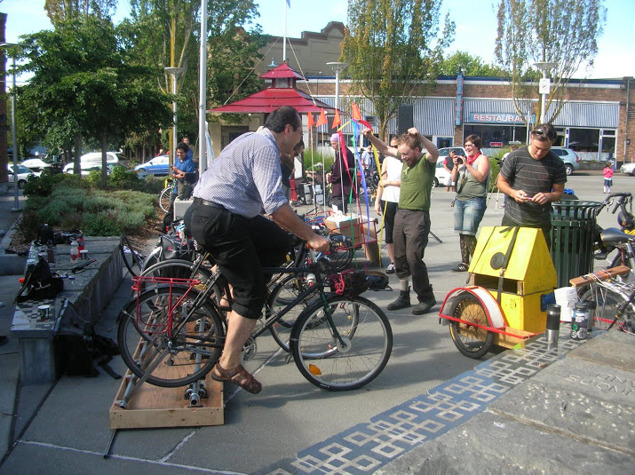 Seattle Bicycle Music Festival, 2011