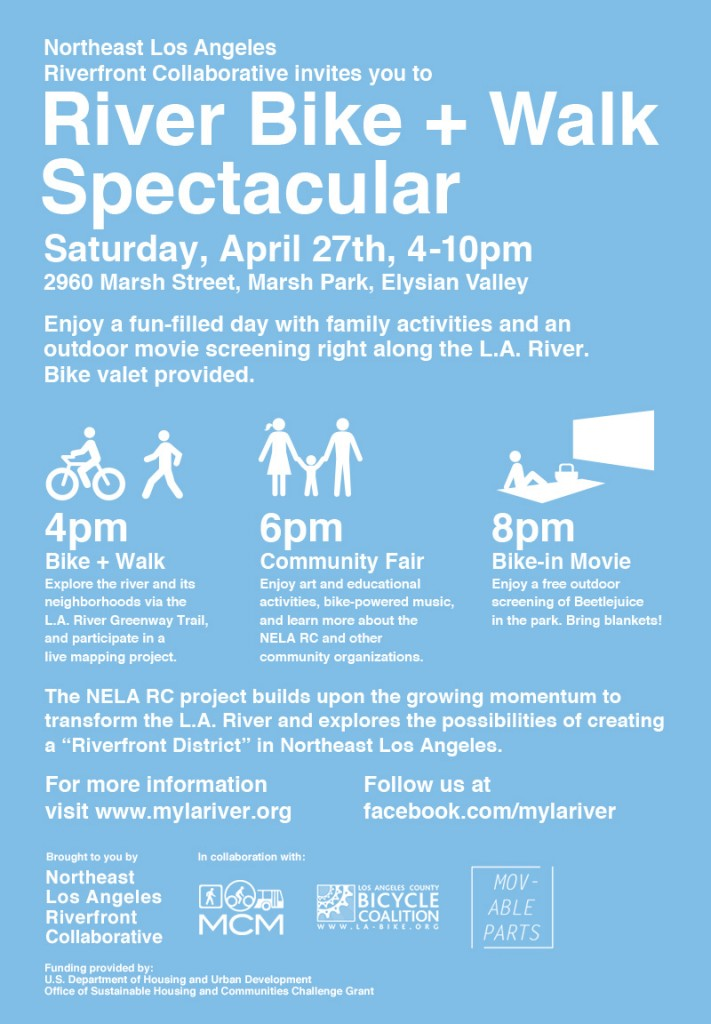 NELA Bike + Walk Spectacular